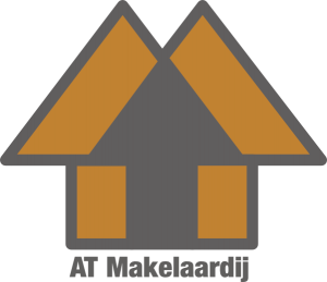 at makelaardij oranje logo